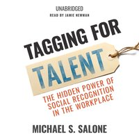 Tagging for Talent - Michael S. Salone - audiobook