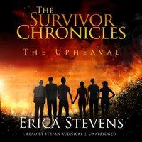 Upheaval - Erica Stevens - audiobook