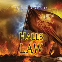 Halls of Law - V.M. Escalada - audiobook