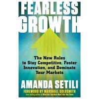 Fearless Growth - Amanda Setili - audiobook