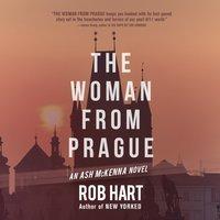 Woman from Prague - Rob Hart - audiobook
