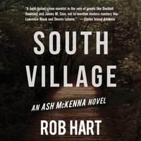 South Village - Rob Hart - audiobook