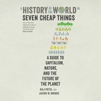 History of the World in Seven Cheap Things - Raj Patel - audiobook