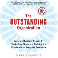 Outstanding Organization - Karen Martin - audiobook