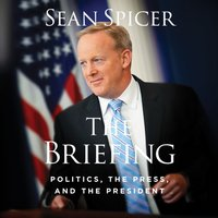 Briefing - Sean Spicer - audiobook