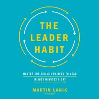 Leader Habit - Martin Lanik - audiobook