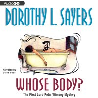 Whose Body? - Dorothy L. Sayers - audiobook