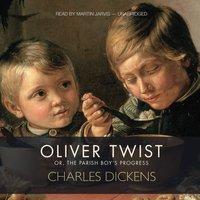 Oliver Twist - Charles Dickens - audiobook