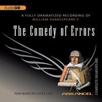 Comedy of Errors - William Shakespeare - audiobook