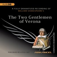 Two Gentlemen of Verona - William Shakespeare - audiobook