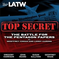 Top Secret - Geoffrey Cowan - audiobook