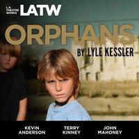 Orphans - Lyle Kessler - audiobook