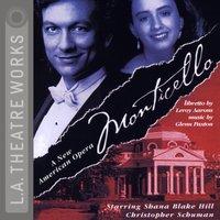 Monticello - Leroy Aarons - audiobook