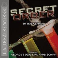 Secret Order - Bob Clyman - audiobook