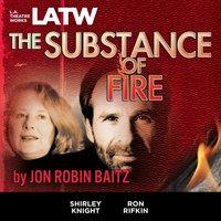 Substance of Fire - Jon Robin Baitz - audiobook
