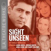 Sight Unseen - Donald Margulies - audiobook