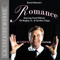 Romance - David Mamet - audiobook