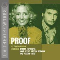 Proof - David Auburn - audiobook
