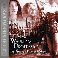 Mrs. Warren's Profession - George Bernard Shaw - audiobook