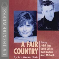 Fair Country - Jon Robin Baitz - audiobook