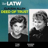 Deed of Trust - Claudia Allen - audiobook