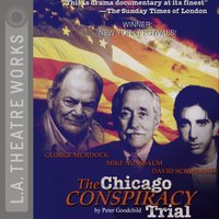 Chicago Conspiracy Trial - Peter Goodchild - audiobook