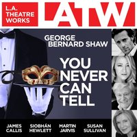 You Never Can Tell - George Bernard Shaw - audiobook