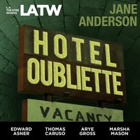 Hotel Oubliette - Jane Anderson - audiobook