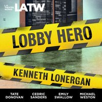 Lobby Hero - Kenneth Lonergan - audiobook