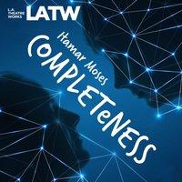 Completeness - Itamar Moses - audiobook