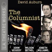 Columnist - David Auburn - audiobook