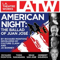 American Night - Richard Montoya - audiobook
