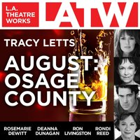 August - Tracy Letts - audiobook