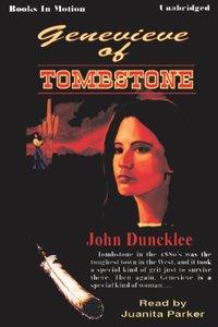 Genevieve of Tombstone - John Duncklee - audiobook