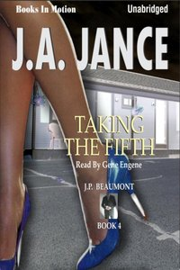 Taking the Fifth - J A Jance - audiobook