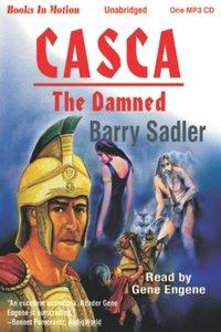 Damned, The - Barry Sadler - audiobook