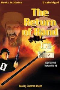Return of Rand, The - Loren Robinson - audiobook