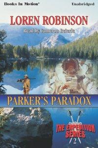 Parker's Parodox - Loren Robinson - audiobook