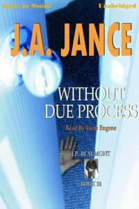 Without Due Process - J A Jance - audiobook