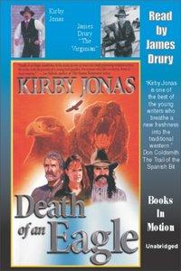 Death of an Eagle - Kirby Jonas - audiobook