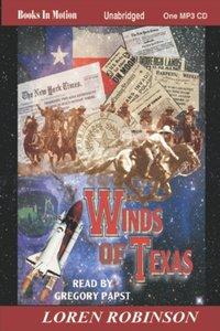 Winds of Texas - Loren Robinson - audiobook