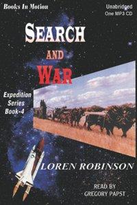 Search and War - Loren Robinson - audiobook