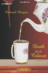Death is a Cabaret - Deborah Morgan - audiobook