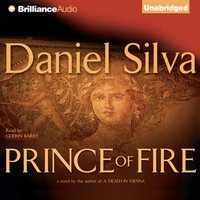 Prince of Fire - Daniel Silva - audiobook