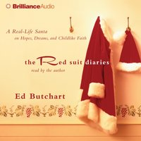 Red Suit Diaries - Ed Butchart - audiobook