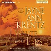 White Lies - Jayne Ann Krentz - audiobook