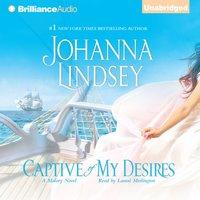 Captive of My Desires - Johanna Lindsey - audiobook