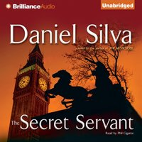 Secret Servant - Daniel Silva - audiobook