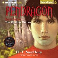 Quillan Games - D. J. MacHale - audiobook
