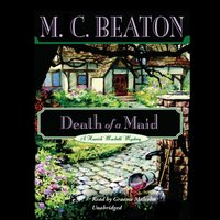 Death of a Maid - M. C. Beaton - audiobook